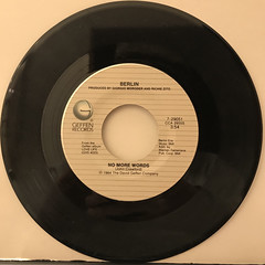 MADONNA:CRAZY FOR YOU(RECORD SIDE-B)