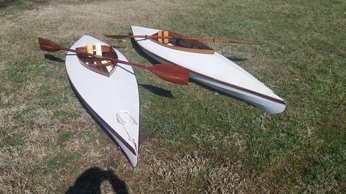 #5086/5087 PBK 10 Kayaks