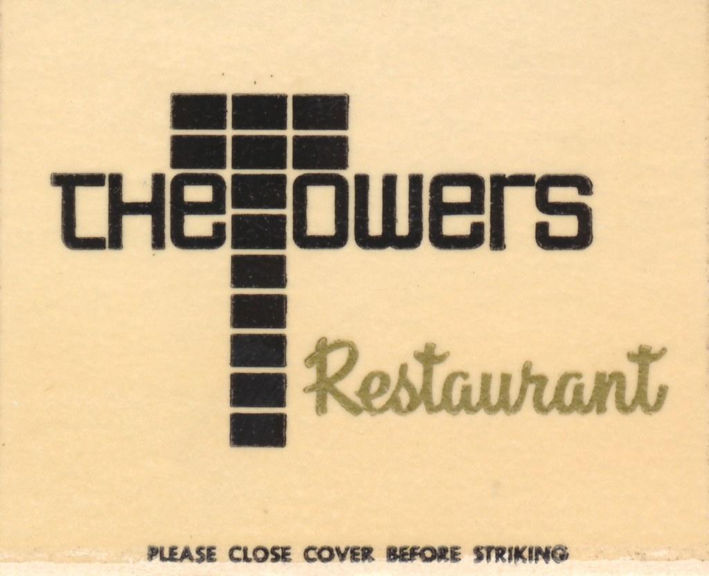 The Towers Restaurant at Surf & Sand Hotel - Laguna Beach, California