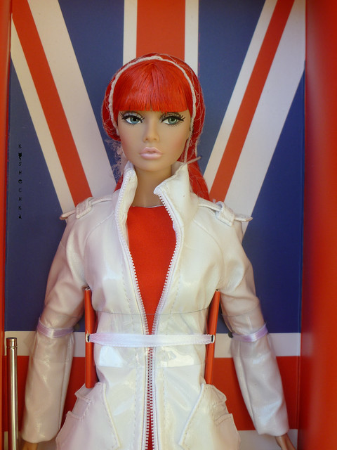 British Invasion Poppy Parker, Panasonic DMC-FH24