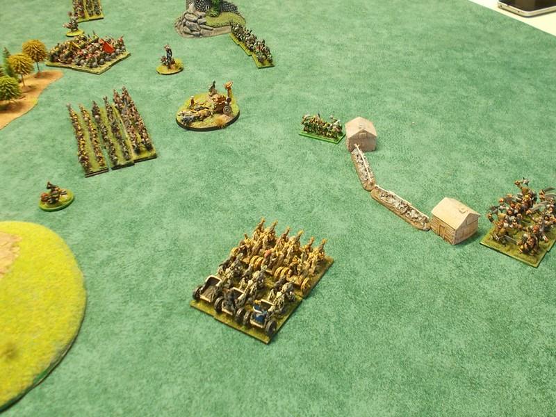 [Khemri vs Orcs & Gobs] 1500 pts - Le réveil de la pyramide 38869737245_f64e549518_c