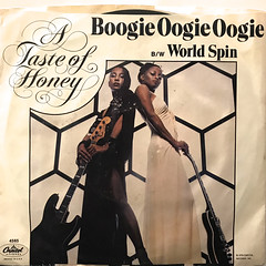 A TASTE OF HONEY:BOOGIE OOGIE OOGIE(JACKET B)