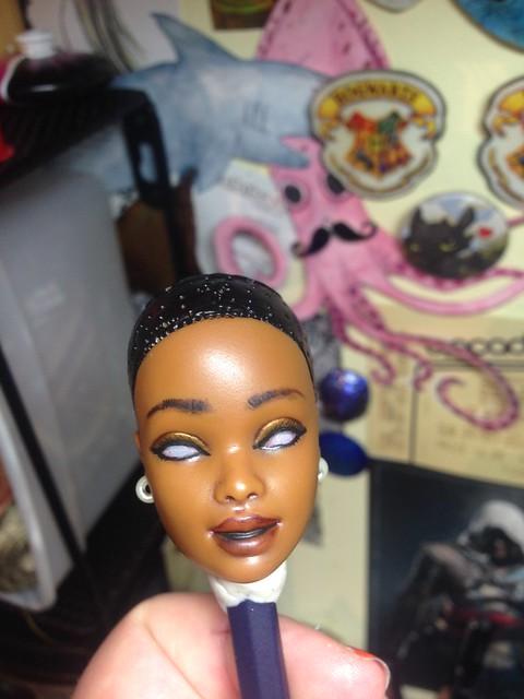 Custom Christie Barbie
