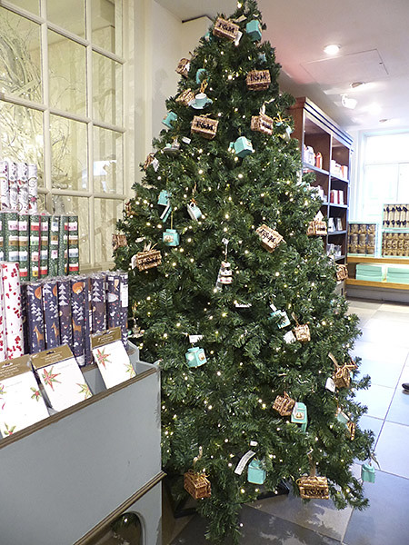 Fortnum and mason tree