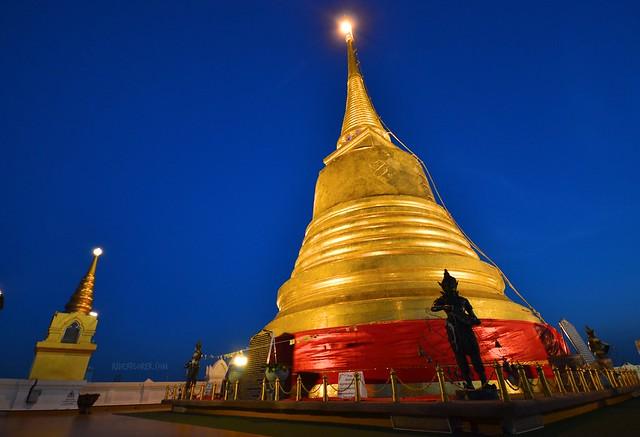 bangkok itinerary wat saket
