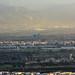 Airbus d'Aigle Azur en phase d'approche finale vers l'aéroport d'Alger