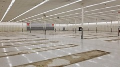 Closing of Kmart store in Martinsburg, West Virginia, January 25, 2018
