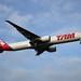 PT-MUB Boeing 777-32W(ER), LATAM Airlines Brasil, Heathrow, London