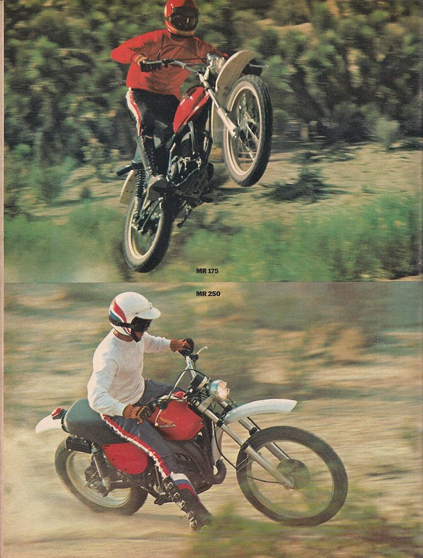 Honda MR 1976 2