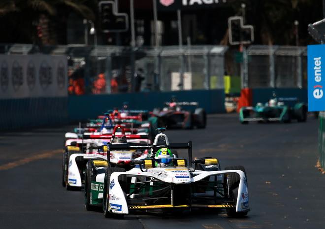Formula E, Santiago E-Prix 2018