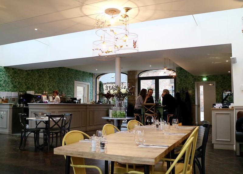 Restoration Cafe