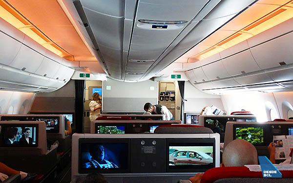 LATAM A350-900 Business Class (RD)