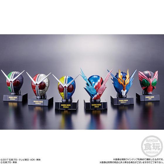 假面騎士《面具的世界》盒玩最新作「第五彈」情報公開!仮面ライダー 仮面之世界(マスカーワールド)5