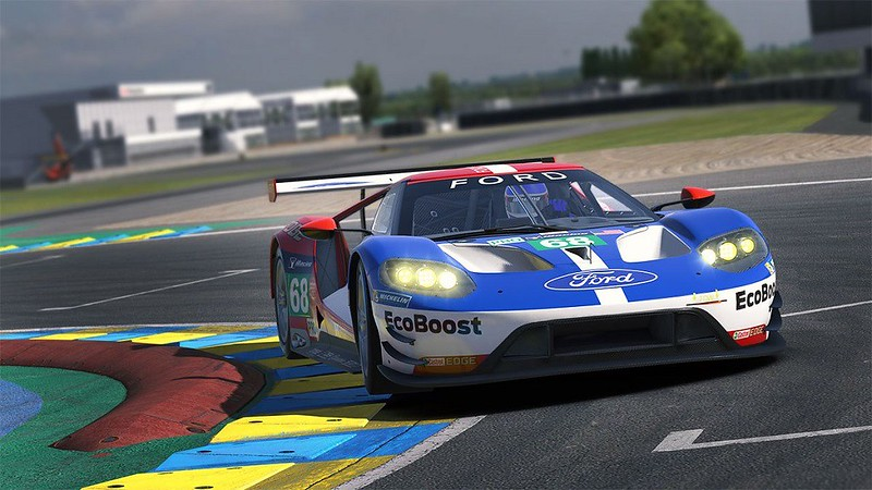 iRacing Ford GT 2017