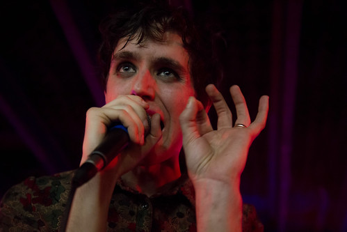 Ezra Furman and the Visions at Blueberry Hill Duck Room, February 25, 2018