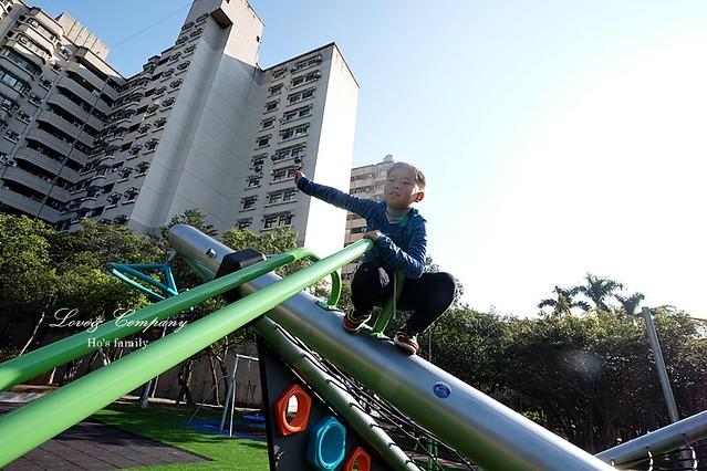 【台北特色公園】萬芳四號公園、萬芳六號公園6