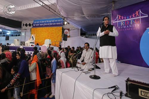 SNM Zonal Incharge, Bhajan Singh from Durg