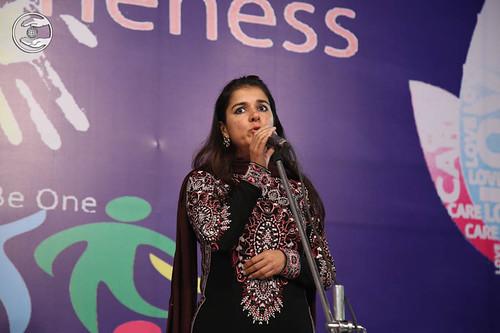 Veenu Bhojwani from Bhopal, expresses her views