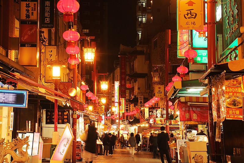nankinmachi street