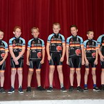 Ploegvoorstelling 2018 Heist Cycling Team