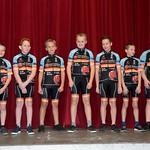 Ploegvoorstelling 2018 Heist Cycling Team