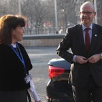 Informal Meeting of Ministers Responsible for Competitiveness (Industry): Arrivals