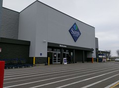 Southaven Sam's Club, remodel very near completion