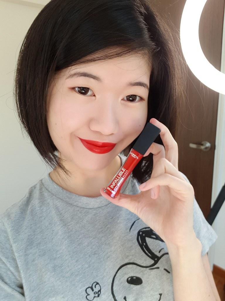 308 Shanghai Scarlet