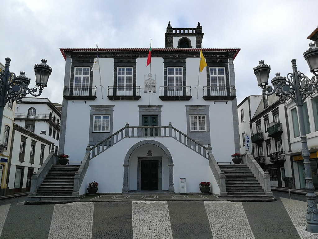 Câmara Municipal (Town Hall), Ponta Delgada
