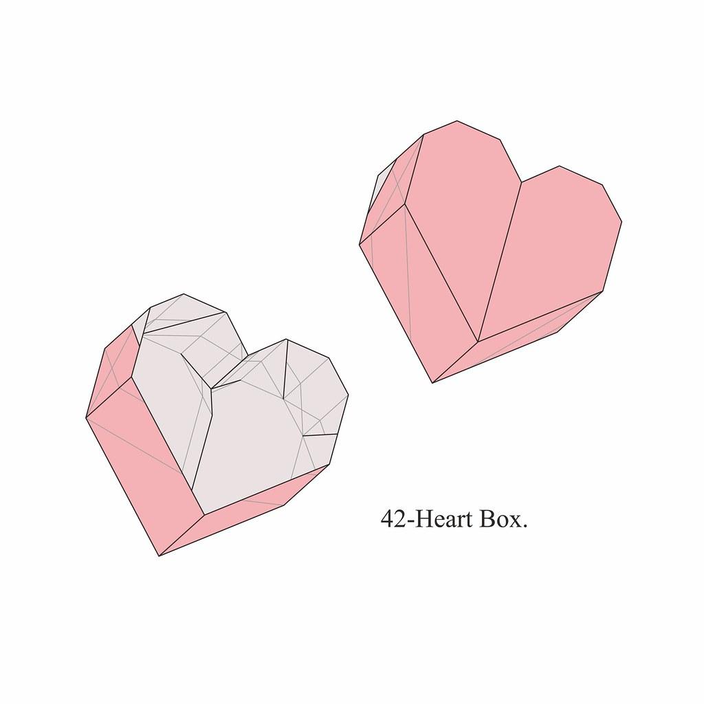 Nguyen nam sons favorite flickr photos picssr heart box by origami natan jeuxipadfo Choice Image