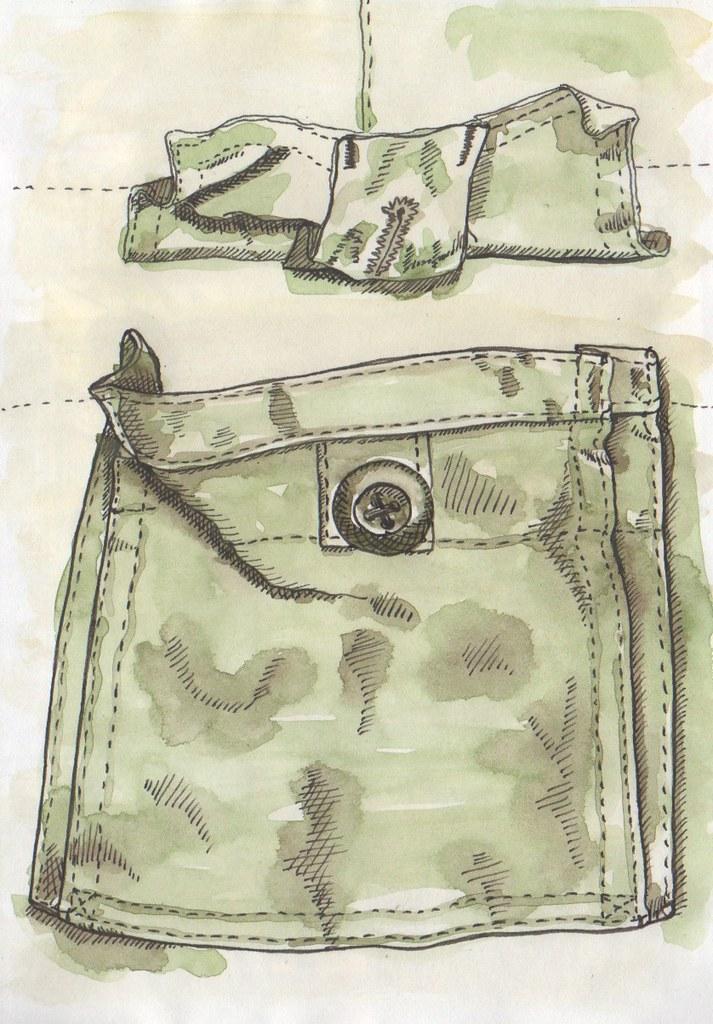 201821108 - cargo pocket