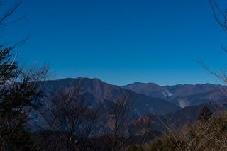 六ッ石山・鷹ノ巣山・天祖山