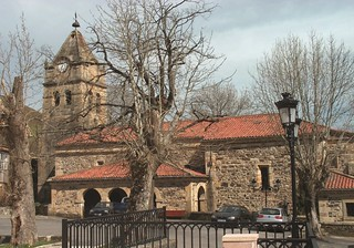 Iglesia de San Pedro de Romeral