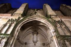 FR10 1096 Le Collégiale de Saint-Michel. Castelnaudary, Aude, Languedoc