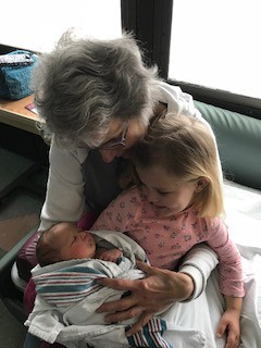 Carol, Josie & Cora Leigh