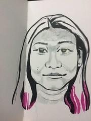 Chloe Kim study