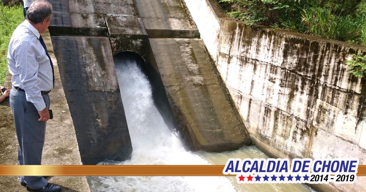 Aflojan caudal de Represa de Río Grande