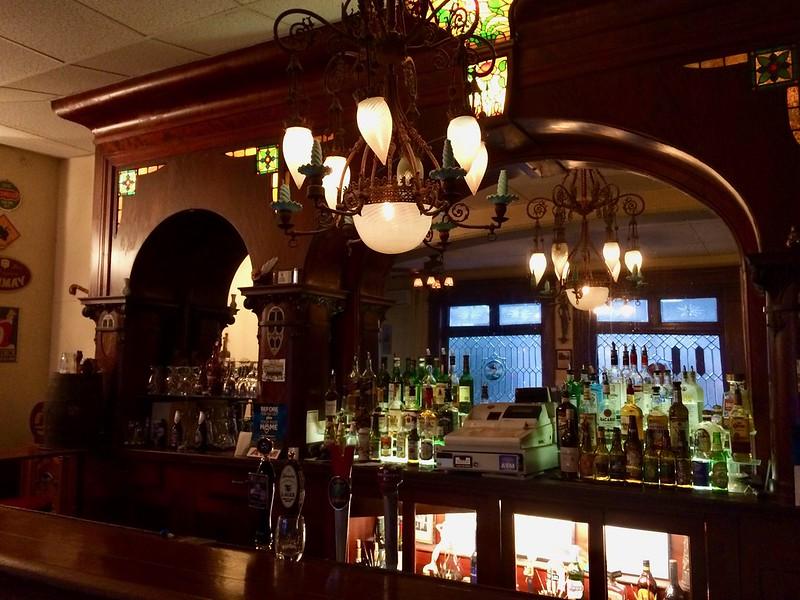 Mermaid Inn Philadelphia PA Retro Roadmap