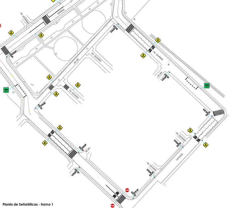 Mejoramiento Vial - Barrio Santa Rosa – Salamanca