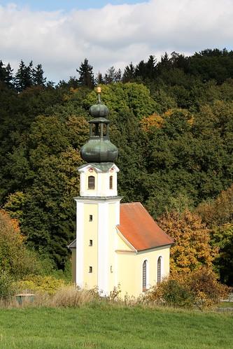 Kapelle Maria Schnee am Waldrand