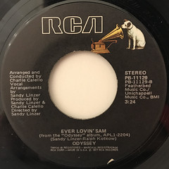 ODYSSEY:NATIVE NEW YORKER(LABEL SIDE-B)