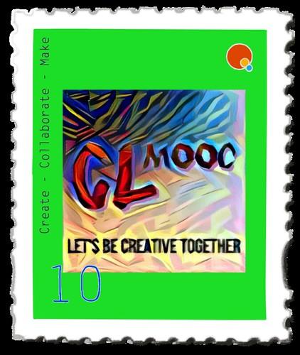 CLMOOC Stamp