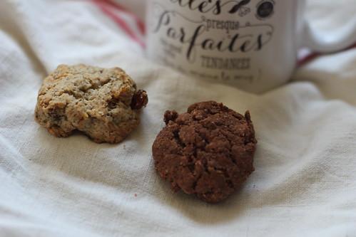 Petits biscuits vegan