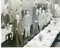 U.S. Representatives left without waiter service: 1942