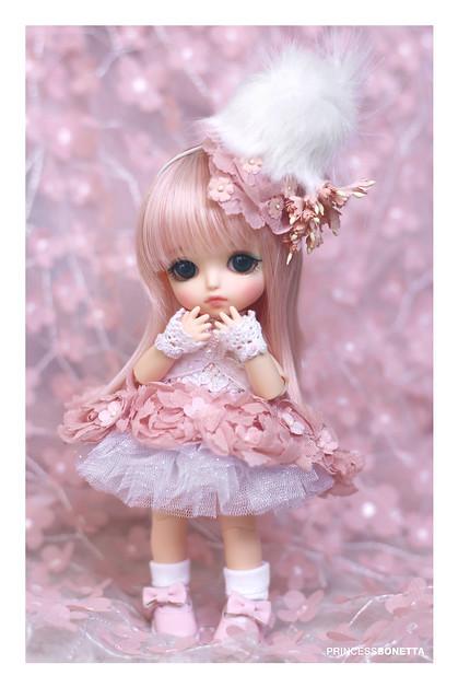 Happy Valentine's Day . Lati Doll Nana by Princess Bonetta