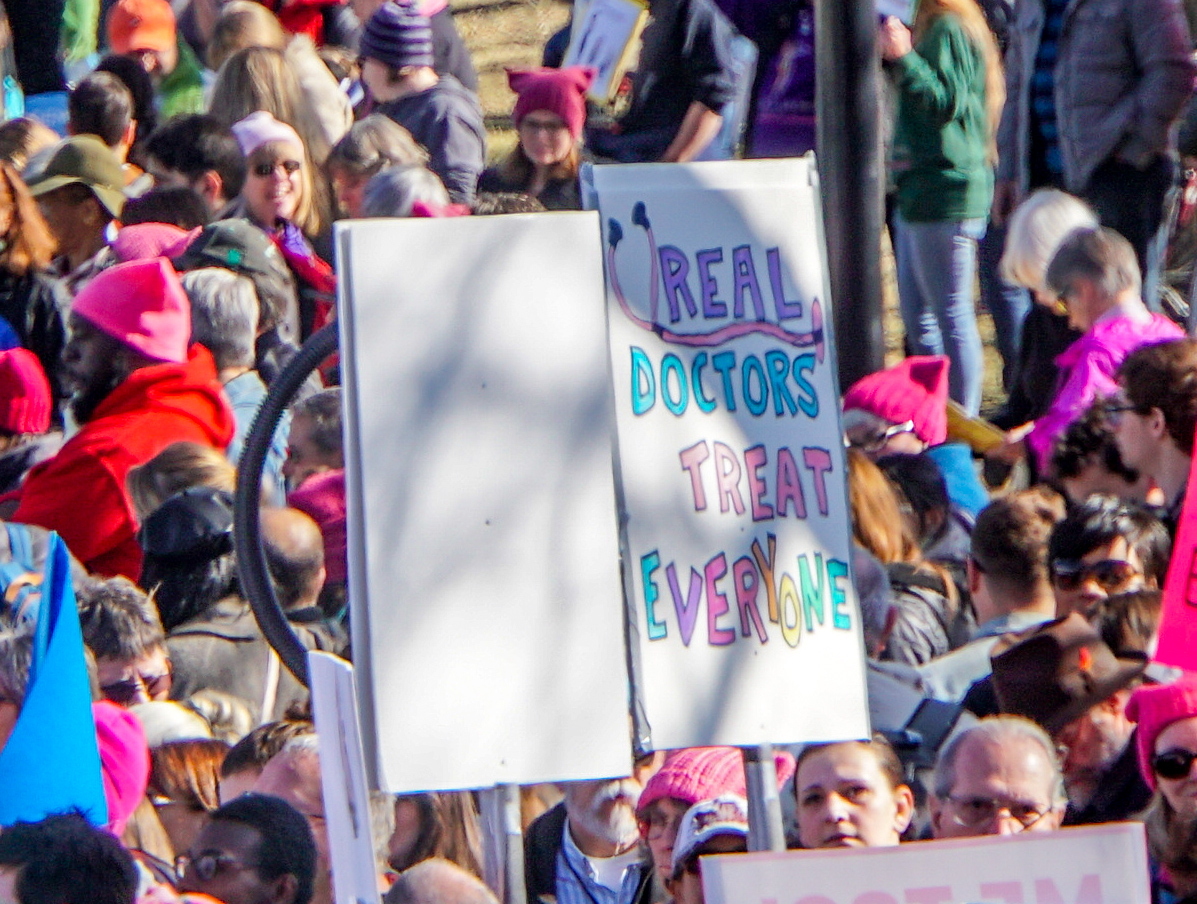2018.01.20-#WomensMarchDC-#WomensMarch2018 Washington, DC USA 2-10