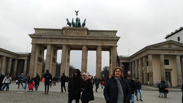 Brandemburg Tor, Berlim