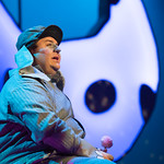 Seussical at the Arvada Center - Brandon Bill (Horton) Matt Gale Photography 2018