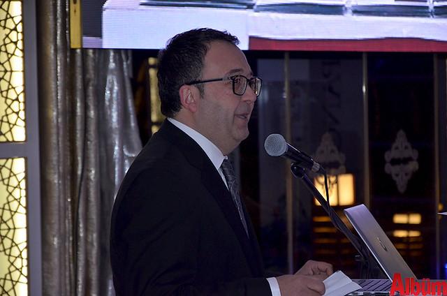 Kamburoğlu Yapı Malzemeleri A.Ş Yönetim Kurulu Başkanı Ali Kamburoğlu