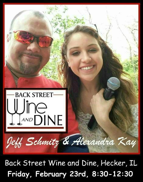 Jeff Schmitz & Alexandra Kay 2-23-18
